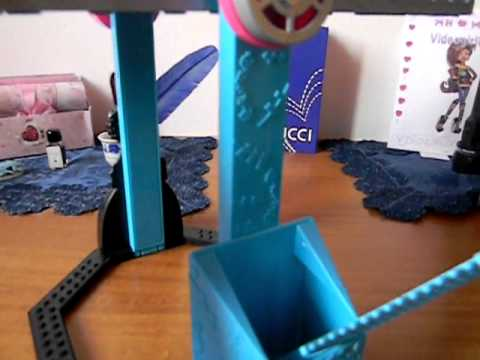 Recensione del mirror bed di frankie stein monster high how to save money and do it yourself - Giochi baci a letto ...