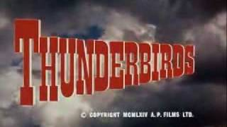 Thunderbirds: 1960s TV series intro - 5-4-3-2-1 countdown and theme music