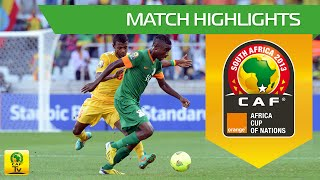 CAN Orange 2013 | Zambia 1-1 Ethiopia