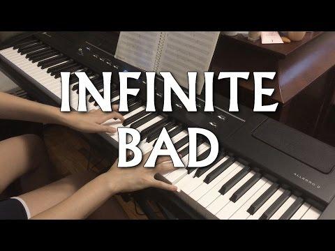 INFINITE 인피니트 - BAD 피아노 커버 Piano Cover