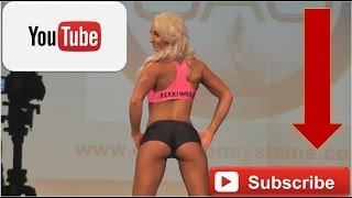 NABBA WFF Nationals Auckland, 11 October 2014 Part 11