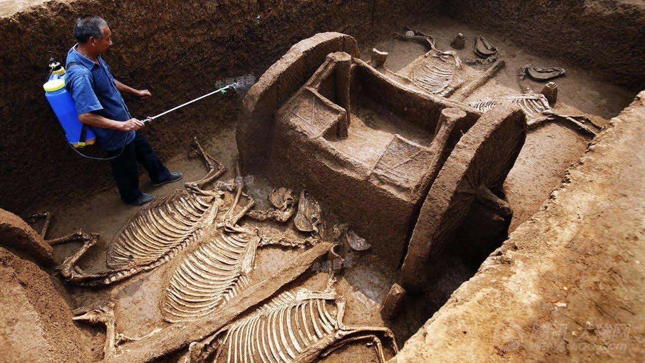 Самые невероЯтные археологиЧеские находки - adfave - эдфейв.
