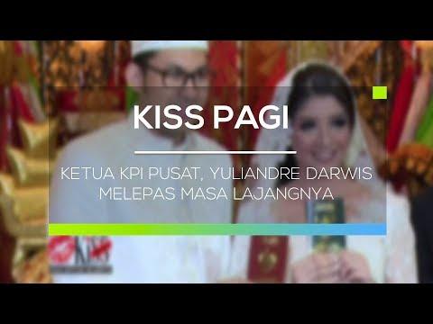 download lagu Ketua Kpi Pusat, Yuliandre Darwis Melepas Masa Lajangnya - gratis