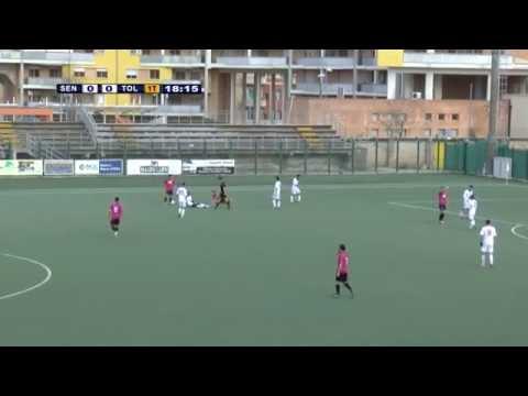 Vigor Senigallia - Tolentino 1-2 - 18-1-2015