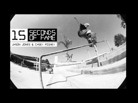 Digital 15 Seconds Of Fame - Jason Jones and Casey Rigney