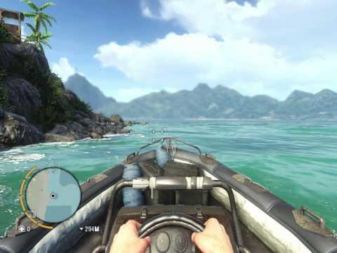 Far Cry 3 - Como caçar e pegar pele de tubarão