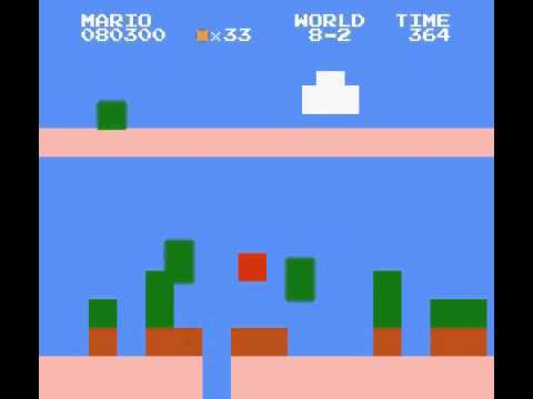 Super Mario Bros - The Pixle Kingdom - Vizzed.com Play - User video