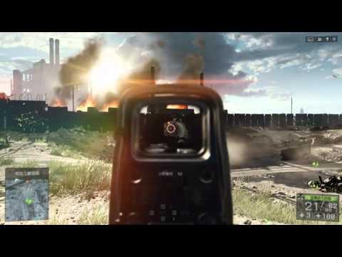 【Battlefield 4 戰地風雲四】老皮玩單人劇情 (1)