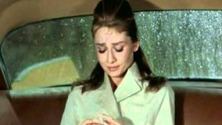 Download video Breakfast at Tiffany's, the final scene.