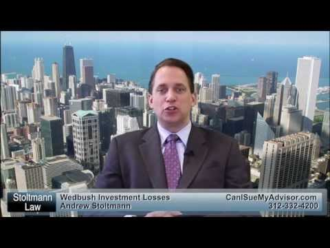 Wedbush Securities Investment Losses & Legal Options