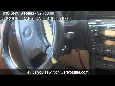 1996 BMW 3 series 318iC - for sale in VAN NUYS , CA 91405