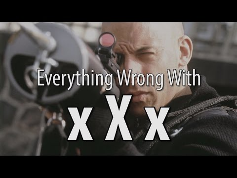 Everything Wrong With xXx In 17 Minutes Or Less thumbnail