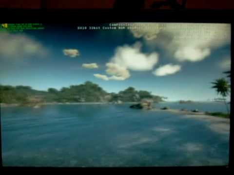 Crysis performance test with GTX 480 AMP!