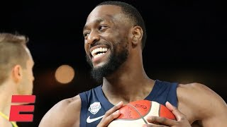 Kemba Walker scores 23 to lead Team USA to win vs. Australia | FIBA World Cup