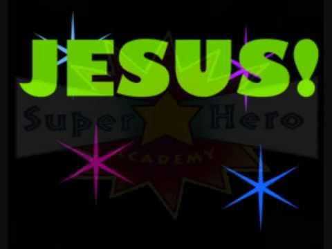 Jesus Is My Superhero video