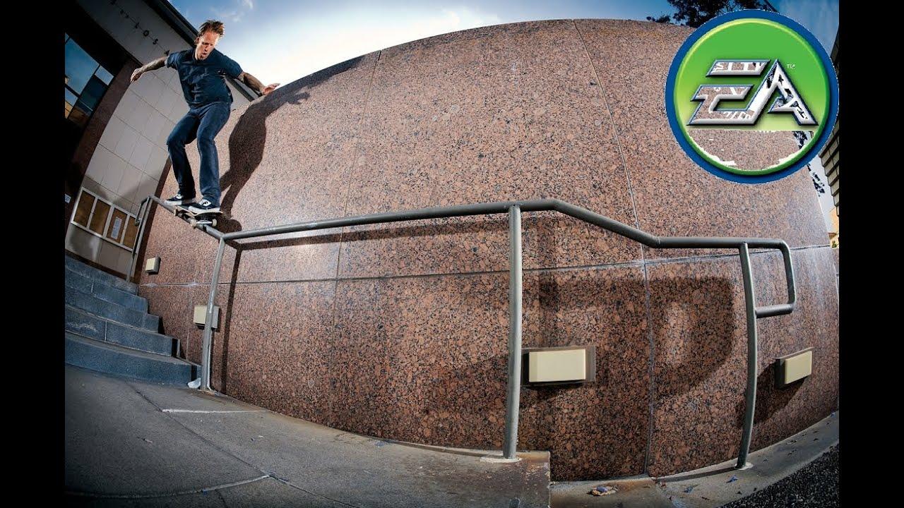 Skateboard Games Ps4