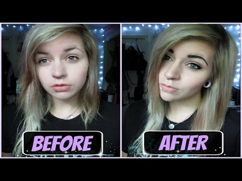 From Zombie to Me In 5 mins! (Get ready with me)