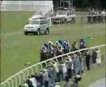Galileo- 2001 Epsom Derby