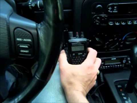 Magnum 1012 Transceiver Installed in 2004 Jeep