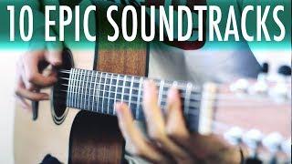 Download Lagu TOP 10 EPIC SOUNDTRACKS 12-string guitar Gratis STAFABAND