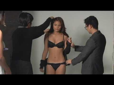 Bench Body: Love + Sexy: Lovi Poe BTS