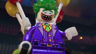 The Joker Ballon Escape 70900 - The LEGO Batman Movie - Product Animation