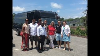 55+ ACTIVE ADULTS COMMUNITY BUS TOUR TRIANGLE REGION CODJO COSSOU