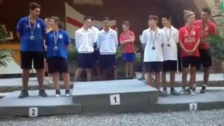 Campionati italiani juniores petanque 2016