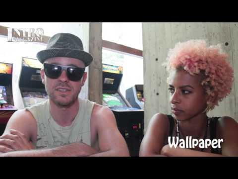 Wallpaper interview at Vans Warped Tour