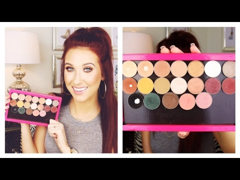 Top Makeup geek Eyeshadows ♡ Swatches & Review