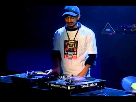 2000 - DJ Acid (Malaysia) - DMC World DJ Final 2000