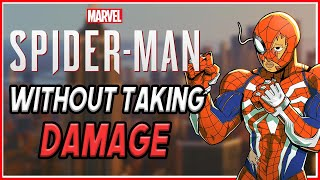 Can You Beat Spider-Man (PS4) Without Taking Damage?