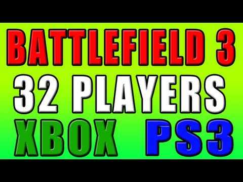 BF - Battlefield 3 Private Servers | Console 32 Players | Cheating | Xbox PS3 Gameplay