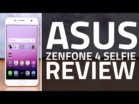 Asus ZenFone 4 Selfie (ZB553KL) Review | Camera, Specs, Features, and More
