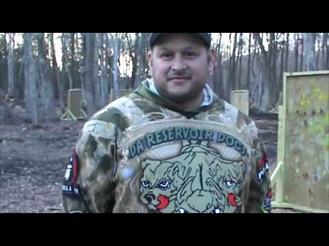 TheSkeletor262 - Wastelands 2012 @ QuickShot Paintball