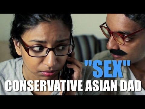 Conservative Asian Dad Says No To Sex video