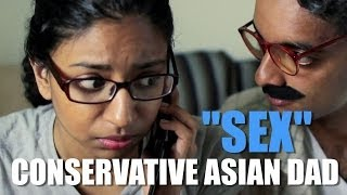 Conservative Asian Dad Says No to Sex