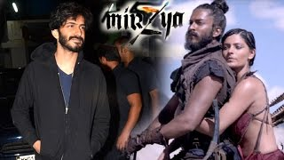 Spotted Anil Kapoor's Son Harshvardhan Kapoor Who Will Been Seen In Mirzya