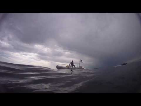 euroafrican spearfishing championship 2013 finland water condition