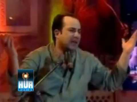 Mola Hussain As Rahat Fteh Ali Khan 2012 video
