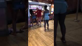 Racist Zaxbys Florida Brawl
