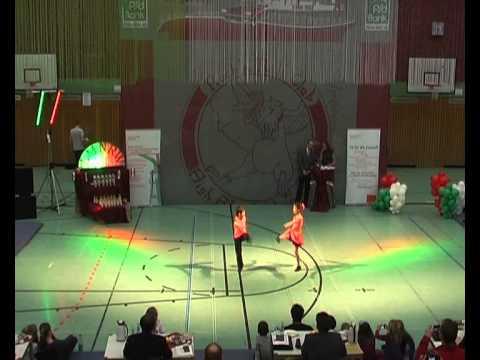 Vivien Seibel & Max Dudos - Landesmeisterschaft NRW 2013