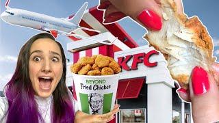 I Got KFC Beyond Fried Chicken Flown To Me From North Carolina