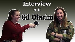 GIL OFARIM Interview: Kinder, Vater, Karriere