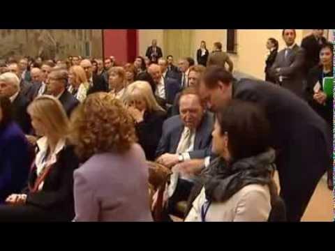 Sheldon Adelson, el magnate de EuroVegas en El Pardo