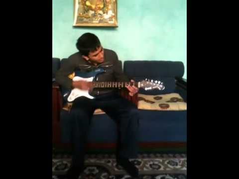 Hindi Song..guitar video