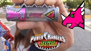 Power Rangers Dino Super Charge Dino Cupid Charger
