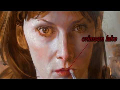 Painting Process(oil sketch) - Glazing Over Underpainting