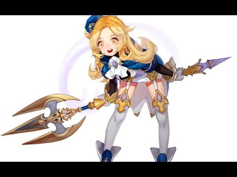 Dragon Nest New Character Lancer Dragon Nest Release New Class