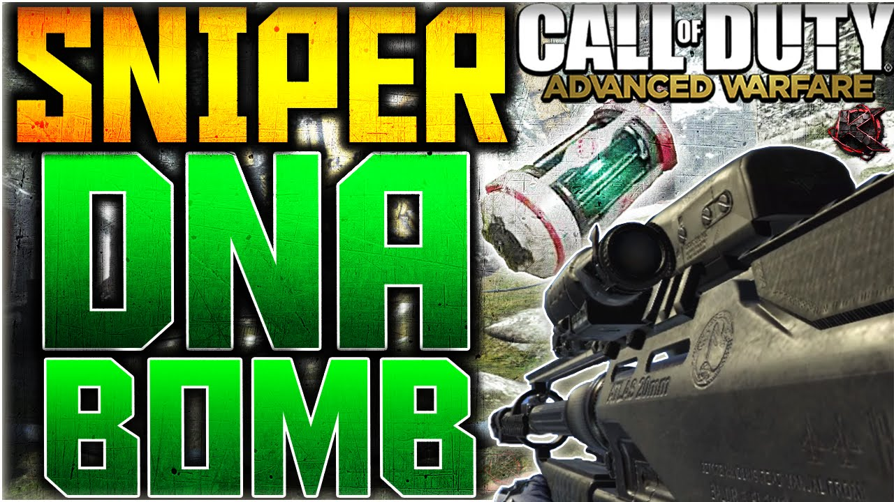 Advanced Warfare Atlas Sniper Cod Advanced Warfare Sniper